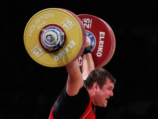 Entire Russian Weightlifting Team Banned from Olympics
