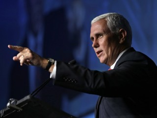 Mike Pence Praises Controversial Conservative Group ALEC