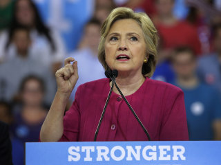 Clinton Campaign Computer System Was Hacked: Report