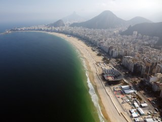 Rio From Above: Aerial Views Show Off Olympic Venues