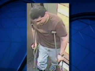 Serial Burglar Not Hobbled by Crutches: Cops