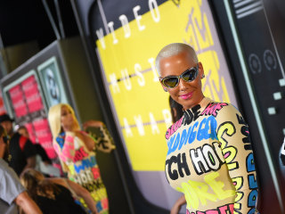 Amber Rose Talks New TV Show, Sex Advice and Black Lives Matter