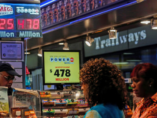 Powerball Jackpot, Eighth-Largest Prize in U.S. History, Hits Estimated $478M