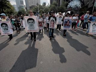 Mexico Agrees to Advisers to Monitor Missing Students Investigation