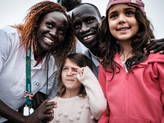 Team Refugees: 5 Remarkable Journeys to Rio 2016 Olympic Games