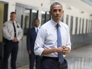Obama Commutes Sentences for Over 200 Inmates in Unprecedented Move