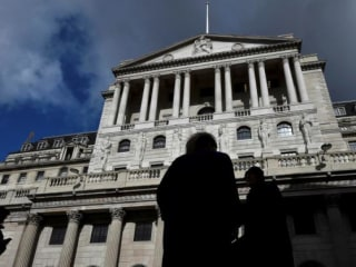 Bank of England Cuts Interest Rate for First Time Since 2009