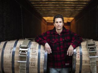 In Nod to Female Bourbon Fans, Wild Turkey Hires Matthew McConaughey