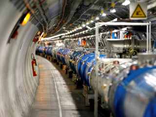 'We See Nothing': Intriguing Hints of Physics Particle Evaporate