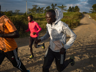 Running From Exile: 5 Athletes Hoping to Make a Mark