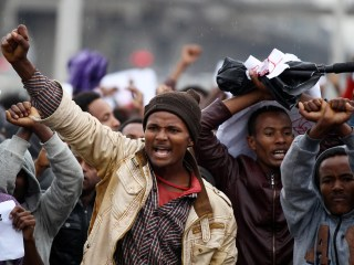 Ethiopia Opposition Leader: Deadly Violence Likely to Get Worse