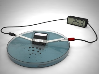 Dissolving Battery Could Help Spies, Environment