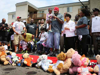 Michael Brown's Family Received $1.5 Million Settlement With Ferguson