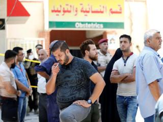 12 Newborn Babies Die in Blaze at Baghdad Hospital