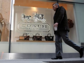 In a Move to Regain Prestige, Coach Pulls Out of Some Department Stores