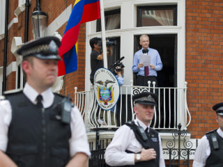 U.S. Urged Ecuador to Act Against WikiLeaks Leader Assange