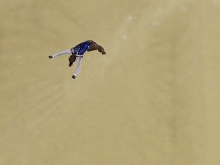 Simone Biles: Gold Medal Gymnast Defies Gravity