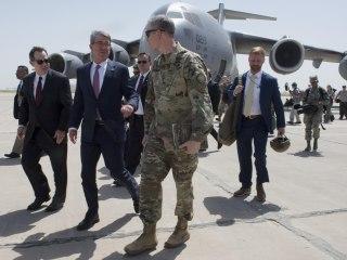 45,000 ISIS Fighters Have Been Taken Off Battlefield, Lt. Gen. Sean MacFarland Says