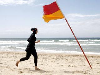 Cannes Mayor David Lisnard Bans Burkinis on City's Beaches
