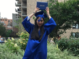 Blindness Doesn't Stop Student From Envisioning Dreams of College