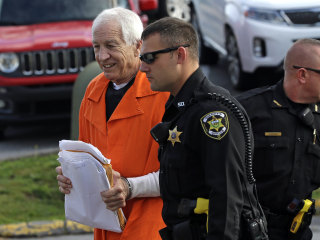 Jerry Sandusky Takes the Witness Stand to Deny Sex Abuse