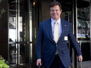 Donald Trump Aide Paul Manafort Scrutinized for Russian Business Ties