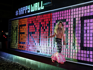 Mermaids Make a Splash at Diversity Celebration in Rio
