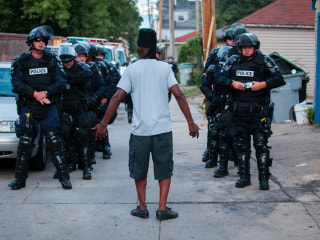 Milwaukee Mostly Calm Amid Curfew Following Violent Protests