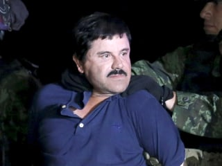 Drug Lord Joaquin 'El Chapo' Guzman Extradited to U.S., Mexico Says