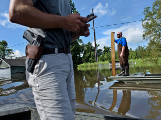 Historic Louisiana Floods: Over 40,000 Homes Affected
