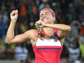 Team Puerto Rico's Mónica Puig: 'Still Processing' Her Gold Medal