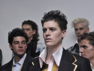 OutFront: Androgynous Model Rain Dove Walks the Gender Divide