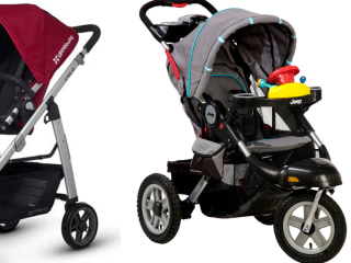 Strollers, Carriers, Hurt 17,000 Kids a Year, Survey Finds