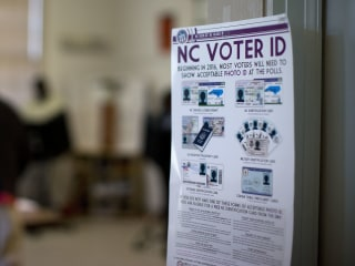 Feds Urge Supreme Court to Leave N.C. Voter ID Ruling Intact