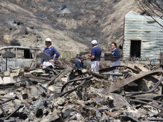 Buddhist Charity Readies Aid for Survivors of California Wildfires, Louisiana Floods