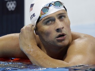 Ryan Lochte Signs Endorsement Deal With Pine Bros. Cough Drops