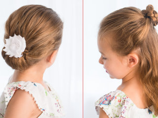 No more tears! 5 easy, cute back-to-school hairstyles to the rescue
