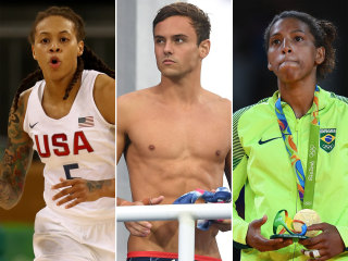25 Out Olympians Who Medaled in Rio