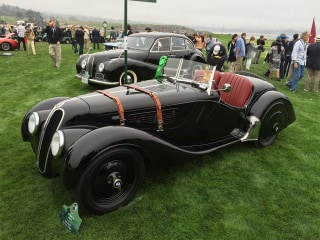 At Pebble Beach's Concours d'Elegance, $500M in Classic Cars on Display