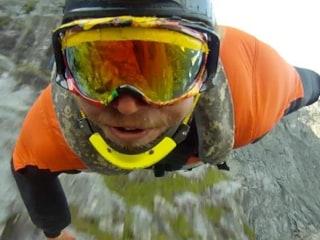 Alexander Polli, Wingsuit and BASE Jumping Pioneer, Dies in Crash