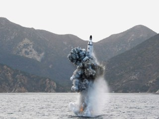 North Korea Fires Ballistic Missile From Submarine, Again