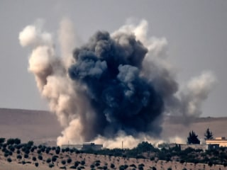 Turkey Special Ops Backed by U.S. Fighter Jets Attack ISIS in Northern Syria: Officials