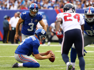 Giants' Mara on Kicker: We're Comfortable with Decision we Made
