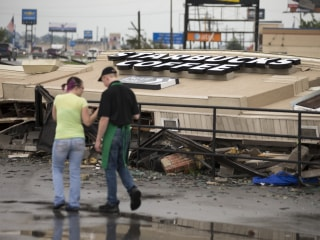 Tornadoes Sweep Through Indiana, Damaging Homes