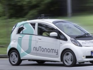 Singapore is Conducting a Trial of Self-Driving Taxis