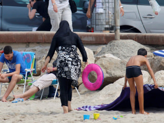 Burkini Ban: Top French Court Suspends Controversial Ordinance