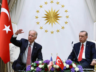 Biden to Turkey: 'We're Bound by the Law' on Pennsylvania Imam Wanted in Failed Coup