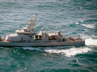 U.S. Navy Ship Fires Shots at Iranian 'Fast Boat'