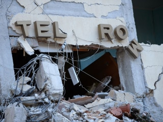 Italian-Americans Race to 'Step Up and Do Something' After Earthquake