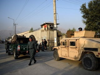 American University of Kabul Will Reopen After Attack